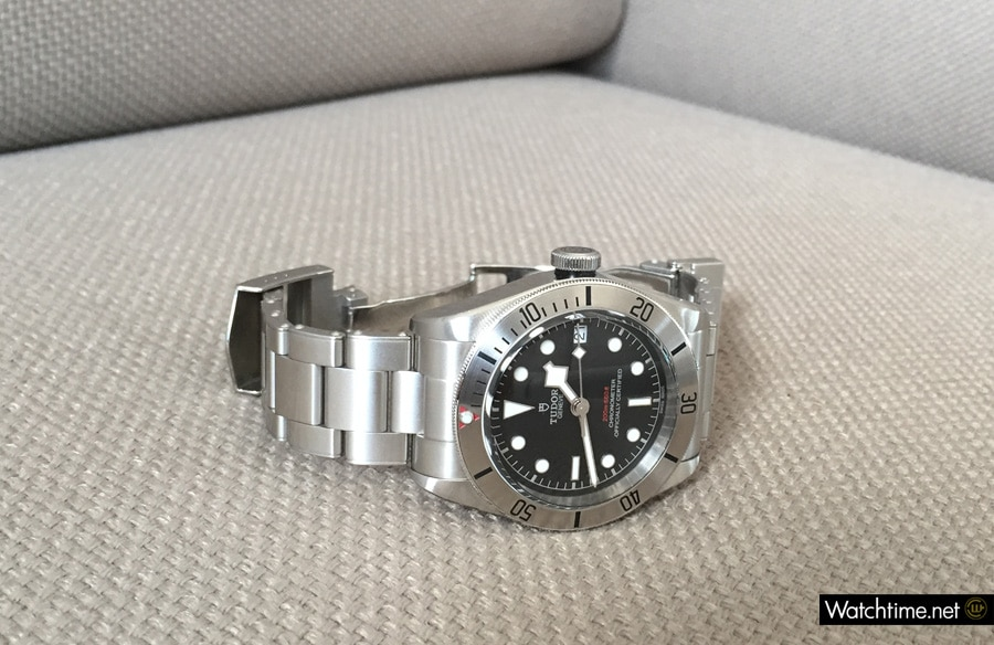 Tudor: Heritage Black Bay Steel