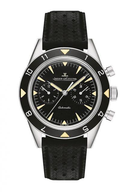 Jaeger-LeCoultre: Deep Sea Vintage Chronograph