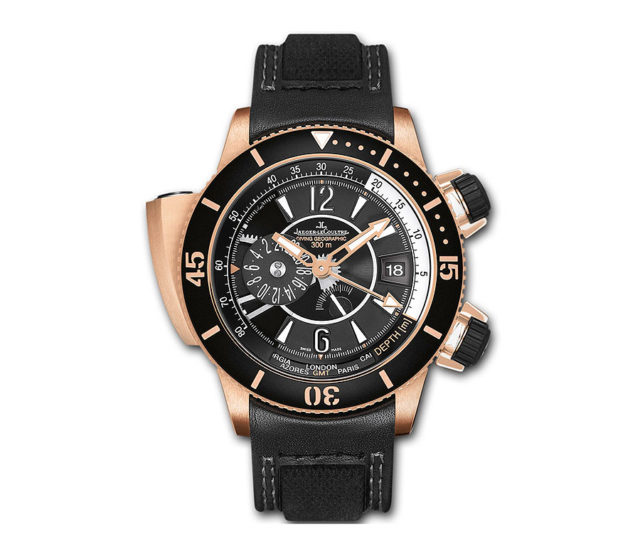 Jaeger-LeCoultre Master Compressor Diving Pro Geographic Navy SEALs
