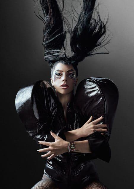 Lady Gaga ist die neue Markenbotschafterin von Tudor