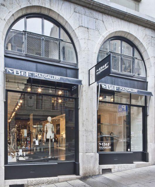 Die MAD Gallery in Genf