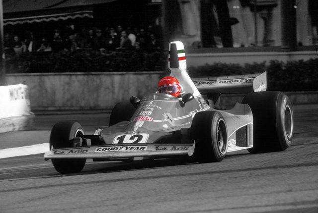 Ferrari: Auf Niki Laudas Rennwagen prangte in den 1970er-Jahren das Heuer-Logo.