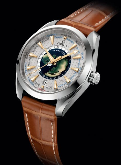 Omega: Seamaster Aqua Terra Worldtimer Master Chronometer Limited Edition
