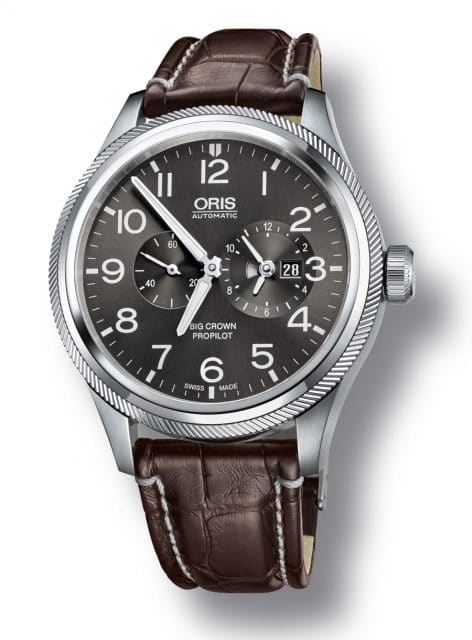 Oris: Big Crown ProPilot Worldtimer