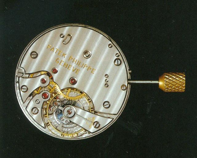 Patek Philippe: Observatoriumskaliber VZ Nr. 861126