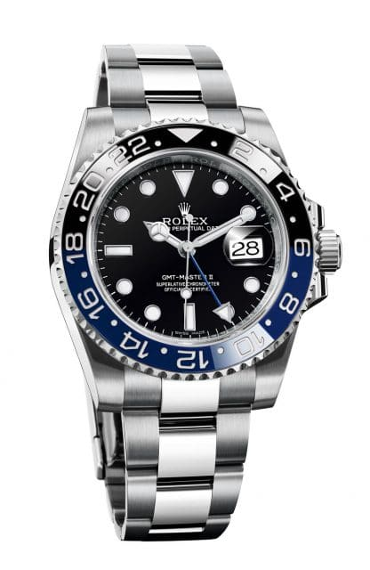 Rolex Oyster Perpetual GMT-Master II Ref. 116710