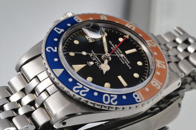 Das Rolex-Zifferblatt und seine Bedeutung: Chapter Ring