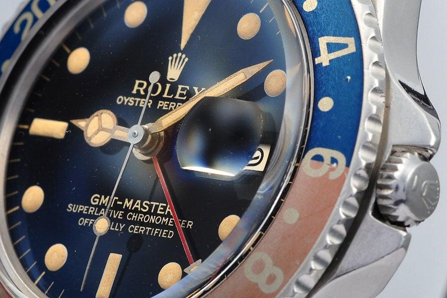 Rolex-Zifferblätter und ihre Bedeutung: das Gilt Dial