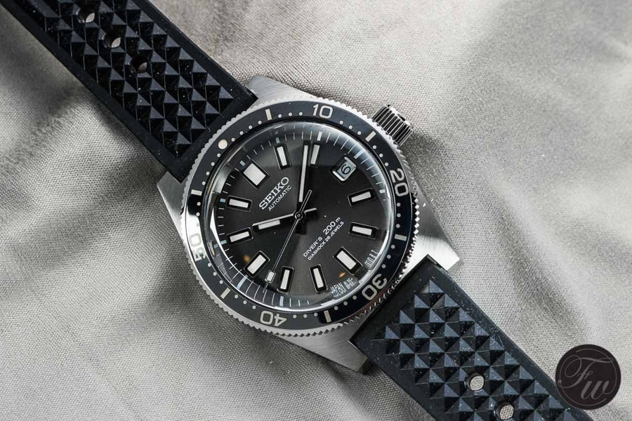 Seiko: First Diver's Re-creation Limited Edition Prospex SLA017