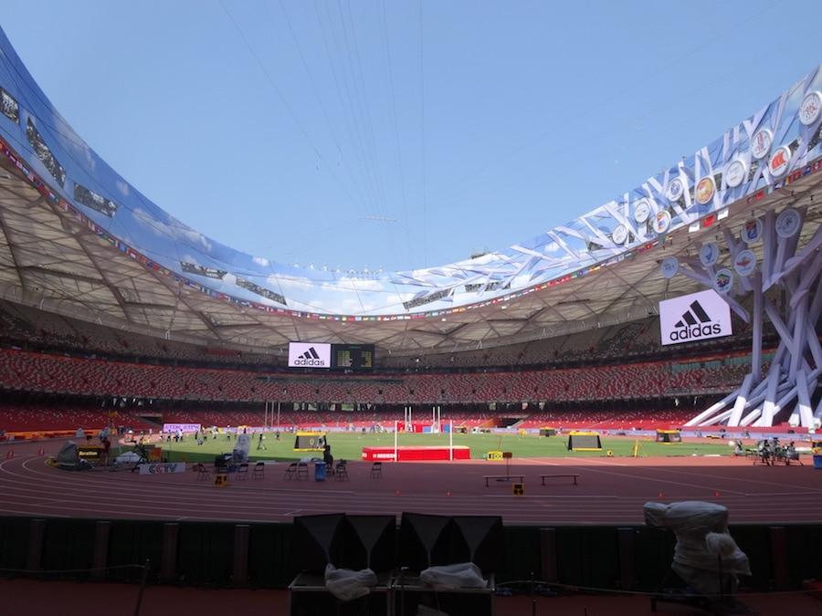 Im Londoner Queens Stadion fanden die Leichtathletikweltmeisterschaften 2017 statt.
