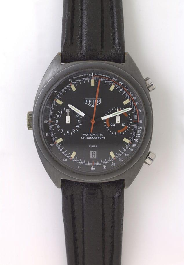 Alternative: In den 1980er-Jahren gab es die Monza auch mit Stundenzähler bei neun Uhr.