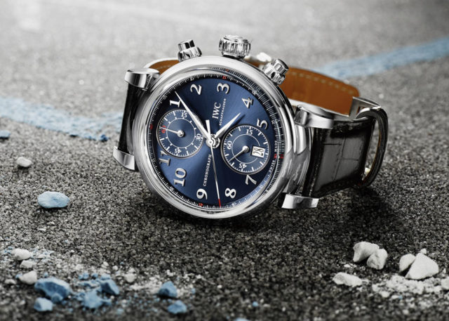 "IWC Da Vinci Chronograph ""Laureus Sport for Good Foundation"""