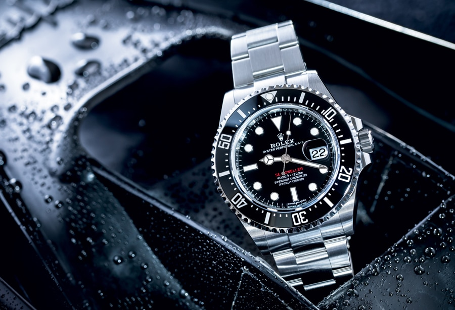 Chronos testet die überarbeitete Rolex Sea-Dweller