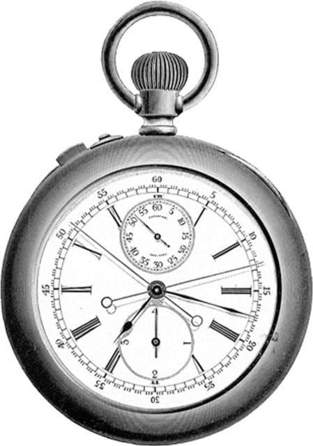 Tiffany & Co.: Der Tiffany-Timer war 1868 die erste Stoppuhr Amerikas