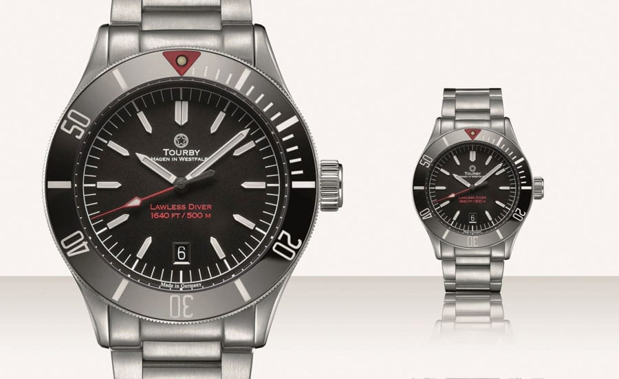 Tourby Watches: Lawless 42 JNT
