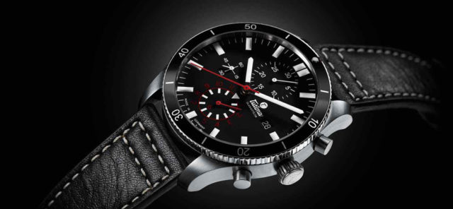 Tutima: Grand Flieger Airport Chronograph