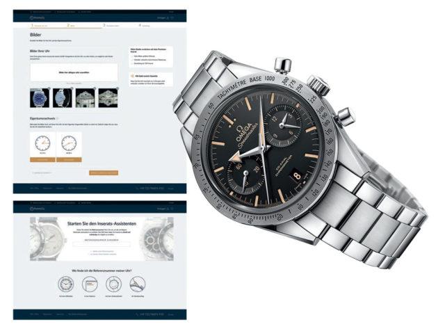 Chrono24: Der Online-Marktplatz ist auf Uhren spezialisiert und wird von Sammlern weltweit gerne genutzt.