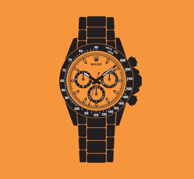 Rolex ist die bekannteste Luxusuhrenmarke