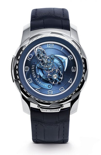 Ulysse Nardin: Freak Cruiser