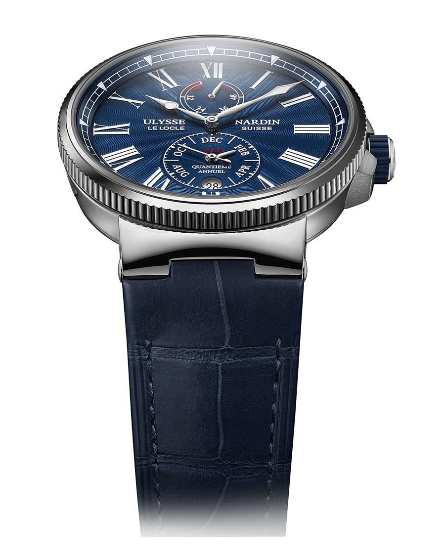 Ulysse Nardin: Marine Annual Chronometer