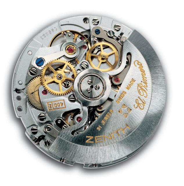 Zenith: Automatik-Chronographenwerk El Primero von 1969