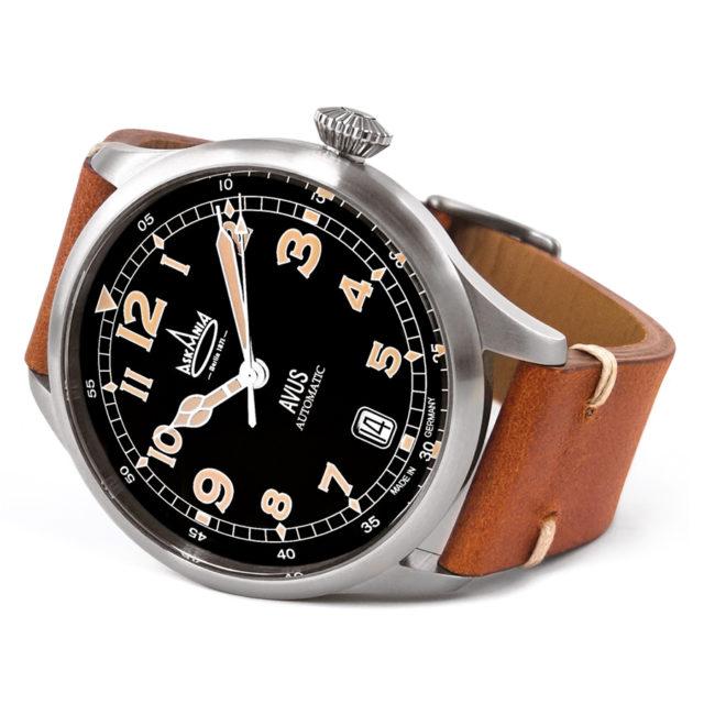 Die Retro-Uhr Avus von Askania