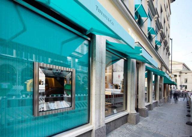 Tiffany & Co.: Boutique in München