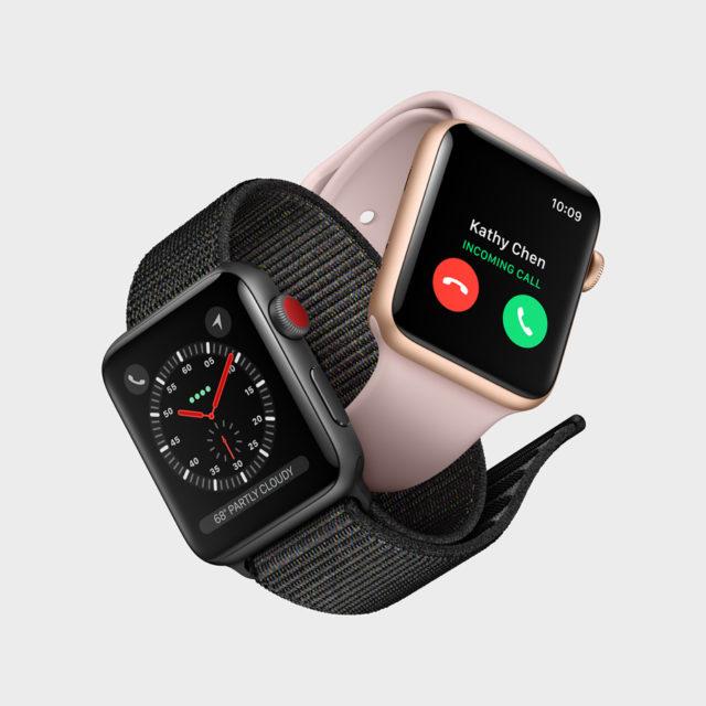 Die Apple Watch Series 3