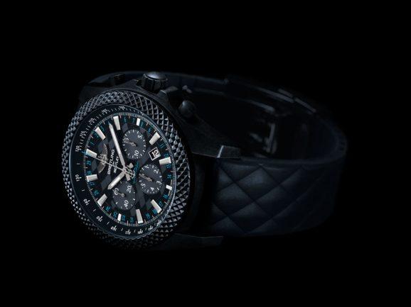 """Breitling for Bentley: Bentley GT """"Dark Sapphire"""" Edition"""