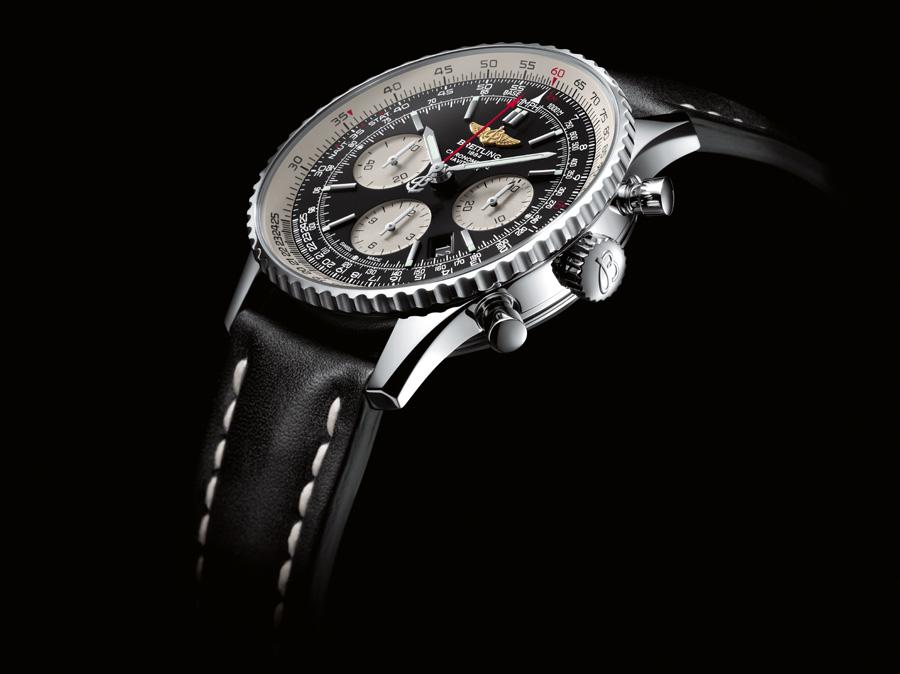 Der Breitling Navitimer 01 für 7.150 Euro.