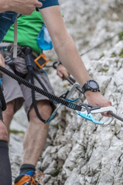 In den Bergen zuhause: die Outdoor-Smartwatch WSD-F20 von Casio