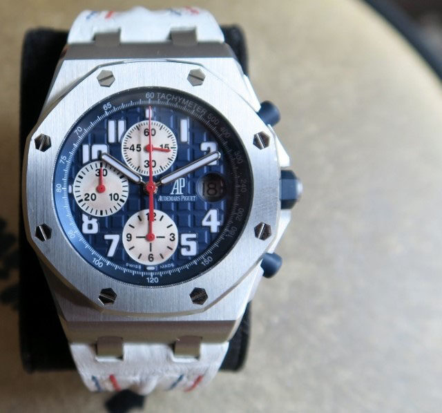 Catawiki Audemars Piguet Royal Oak Off Shore Rue Saint Honnoré Paris