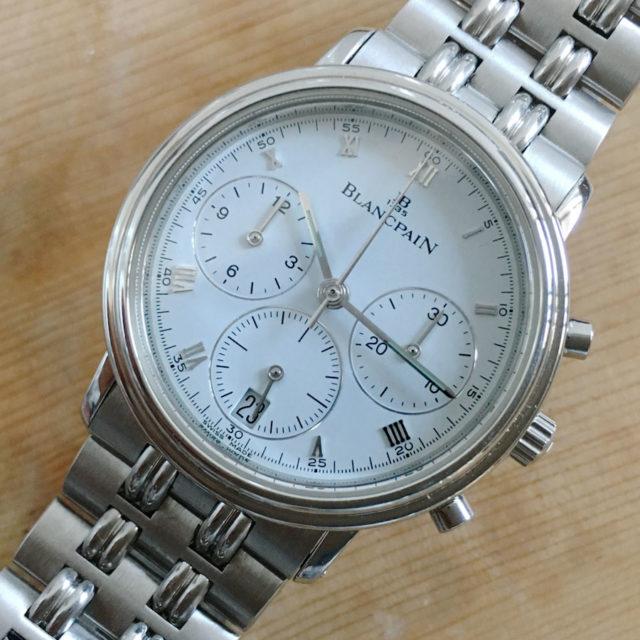 Catawiki Blancpain Automatikchronograph