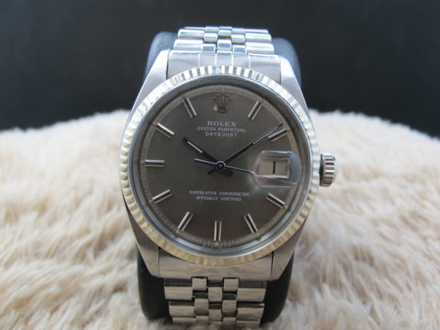 Catawiki: Rolex Datejust 1964