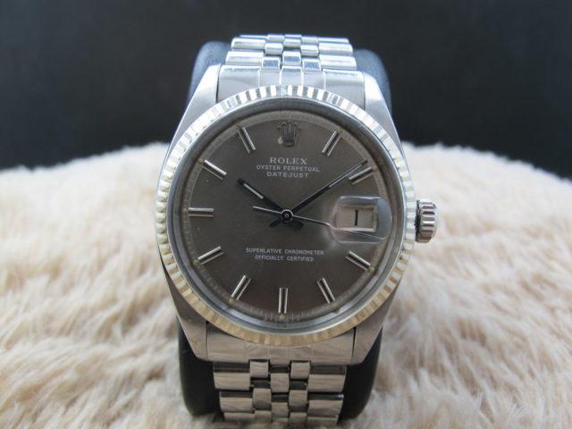 Catawiki: Rolex Datejust 1964
