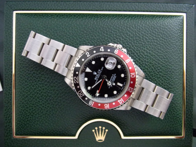 Catawiki: Rolex GMT Master II von 2005