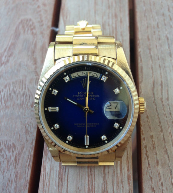 Catawiki: Rolex Oyster Perpetual Day-Date