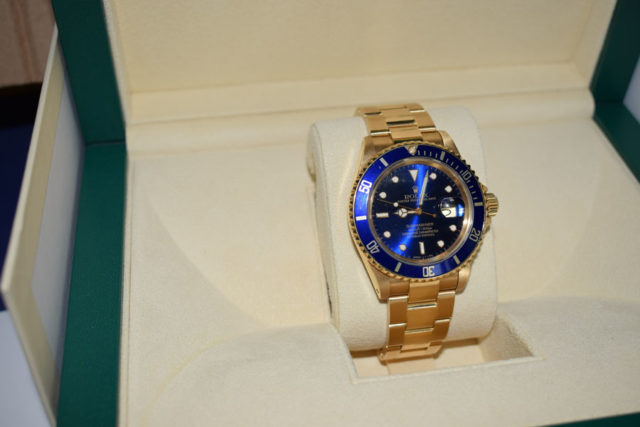 Catawiki: Rolex Submariner von 1989