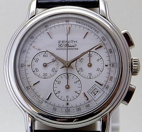 Catawiki Zenith El Primero Chronometre