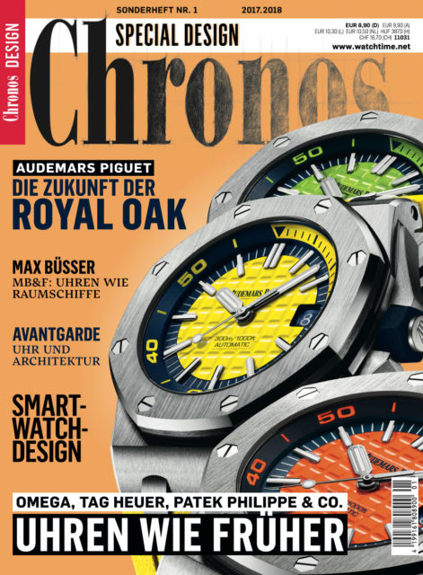 Chronos Special Design 2017.18 Footer