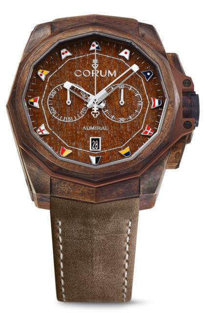 Corum: Admiral AC-One 45 Chronograph Bronze