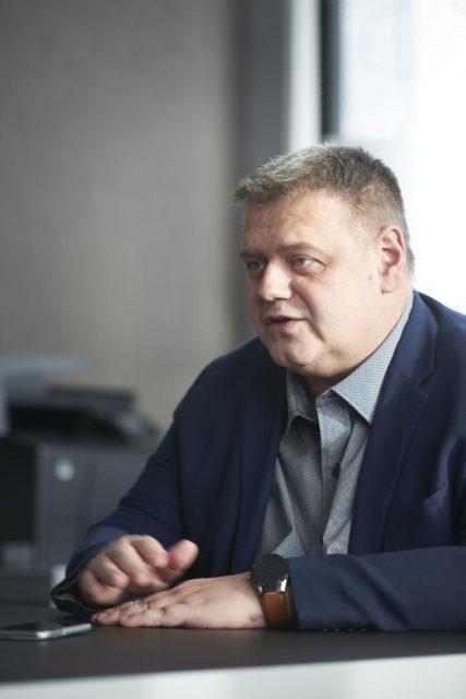Guy Sémon, Chef Forschung und Entwicklung der LVMH Watch Division