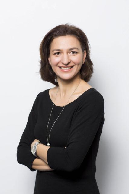 Ines Kasparek, freie Journalistin, Gründerin des Blogs Finest-Styles.com und Jurorin der internationalen Watchstars Awards