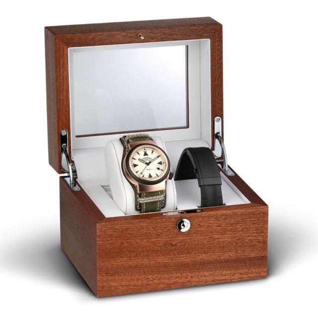Mühle-Glashütte: S.A.R. Rescue-Timer Bronze
