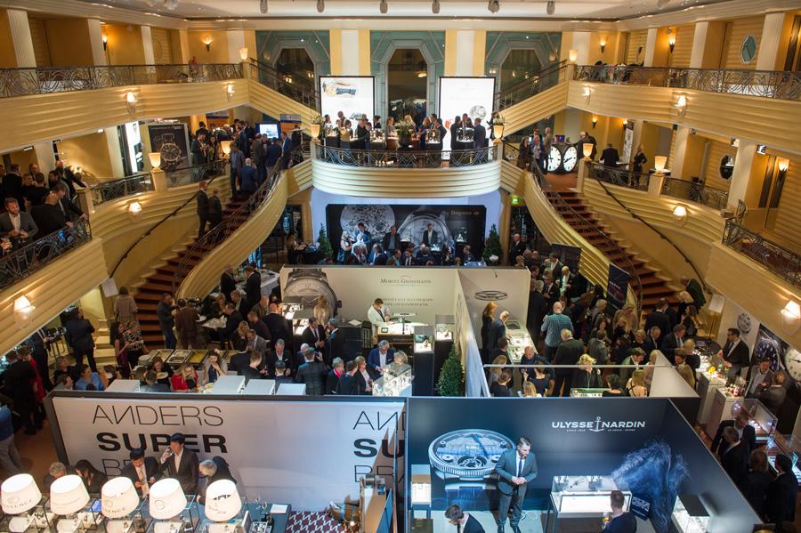 Über 80 renommierte Hersteller sind auf der MunichTime vertreten.