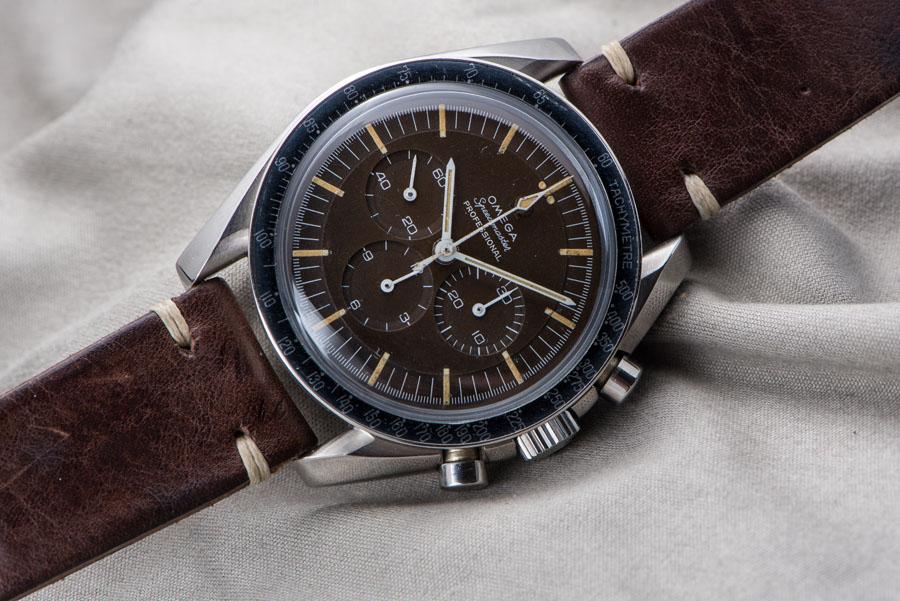 Erste Speedmaster auf dem Mond: Speedmaster Professional Referenz 105.012