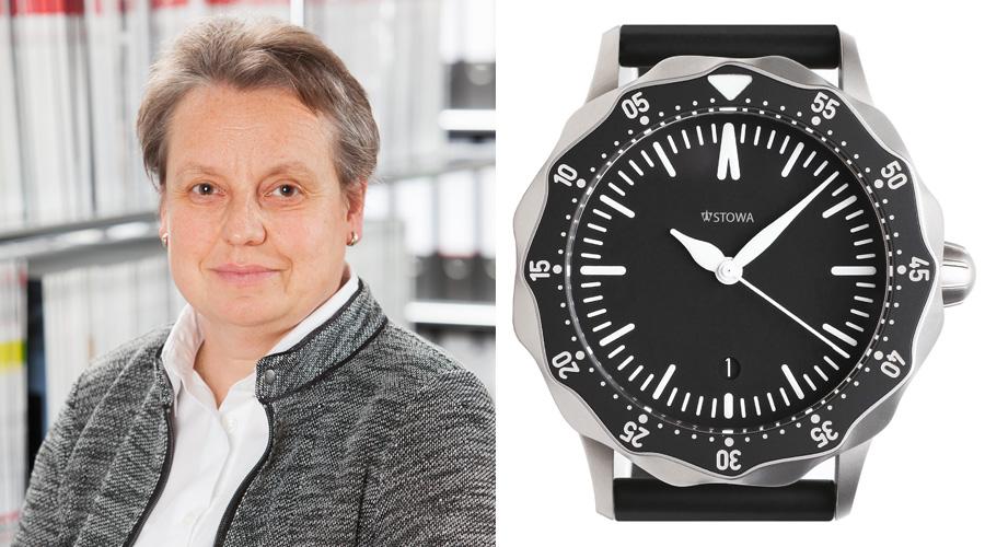 Stellvertretende Chefredaktuerin Materina Richter empfiehlt die Stowa Flieger DIN Professional (2.150 Euro).