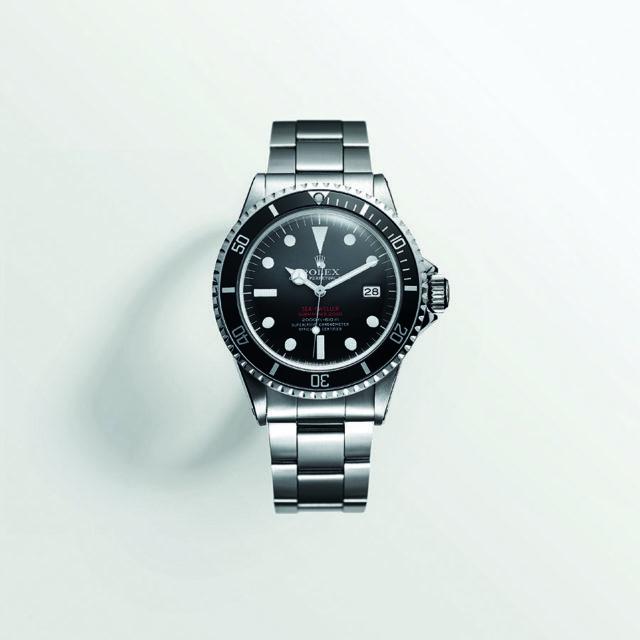 Rolex: Sea-Dweller 1665