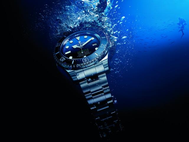 Rolex: Sea-Dweller Deepsea 116660