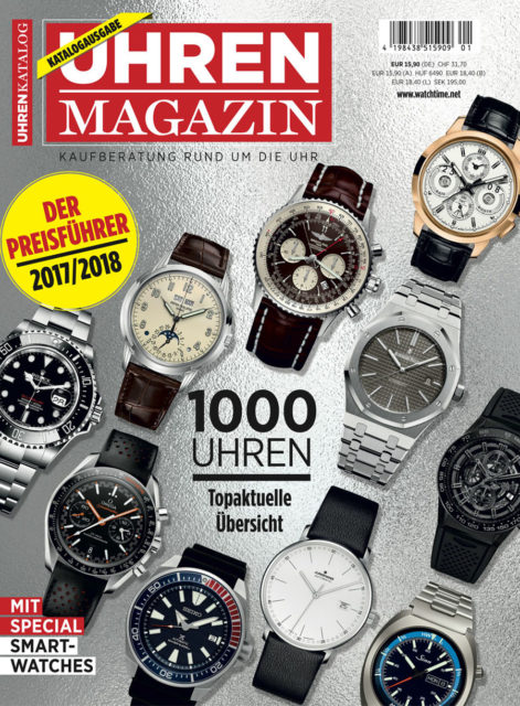 UHREN-MAGAZIN Preisführer 2017/18
